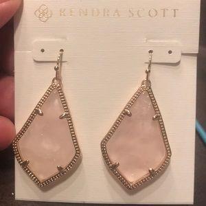 Dusty rise Kendra Scott earrings new